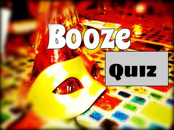 booze quiz
